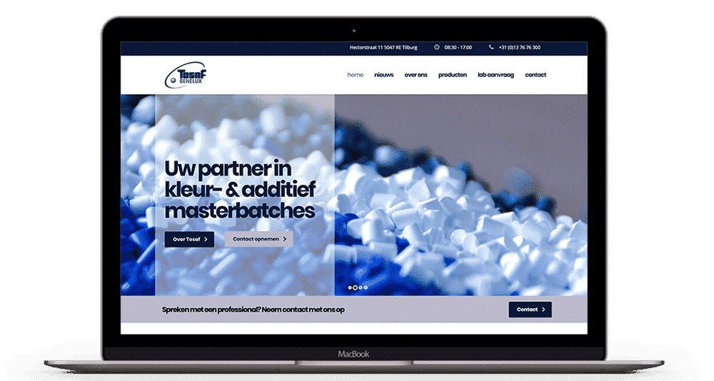 Website Bouwer Papekop